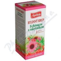 Mediate Apotheke Sirup - echinacea s rakytníkem (320g)