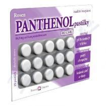 RosenPharma Rosen Panthenol (15 pastilek)