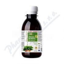 Virde Jitrocel fruktózový Sirup - s betaglucanem (200ml)