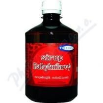 Topvet Sirup - rakytníkový s vitamínem C (620g)