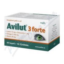 Vulm Avilut 3 Forte (60+10 kapslí)
