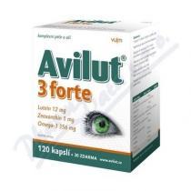 Vulm Avilut 3 Forte (120+30 kapslí)