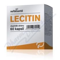 Nef de Santé Lecitin (60 kapslí)