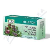 FytoPharma Melaton pro dobrý spánek (30 tobolek)