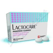 PharmaSuisse Laboratories Lactocare tbl.20