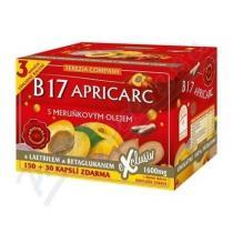 TEREZIA B17 APRICARC s meruňkovým olejem cps.150+30
