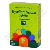 Virde Kyselina listová Aktiv (30 tobolek)