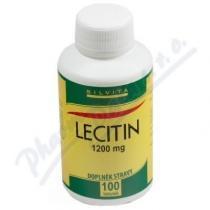 Silvita Lecitin 1200mg (100 tobolek)