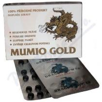 STŘELEC Gold Mumio - Dragon Power tbl.30