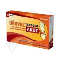 Valosun Uroval Manosa Akut (10 tablet)