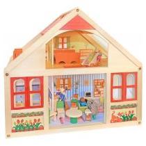 Woody Domeček pro panenky - Veronika, velký