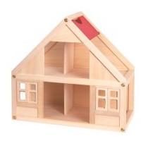 Woody Domeček pro panenky Eva, malý