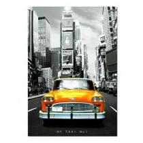 EDUCA Puzzle Taxi v New Yorku, 1000 dílků
