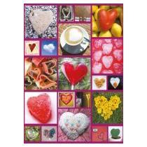 Ravensburger Puzzle Srdce 1000 dílků