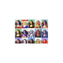 Editions Ricordi Mona Lisa - 1000 dílků