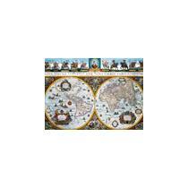Dino Historická mapa - 1500 dílků