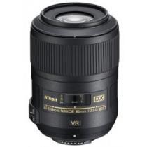 Nikon 85mm f/3.5G AF-S DX VR Micro