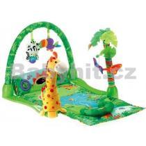 FISHER PRICE Hrací deka s hrazdičkou