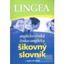 Anglicko-český česko-anglický šikovný slovník