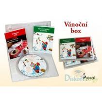 Vánoční box - sváteční stůl, Vánoční zvyky Vilgusová