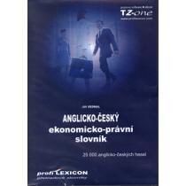 Anglicko-český ekonomicko-právní slovník - 25 000 anglicko-českých
