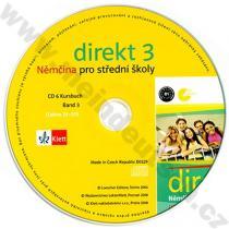 Direkt 3 - Němčina pro SŠ - CD