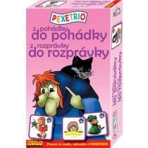 Pexetrio - Z pohádky do pohádky - 2. vydání