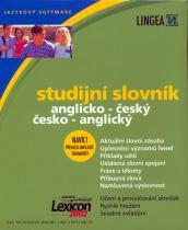 Studijní slovník,anglicko-český/komplet