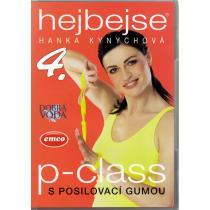 Hejbejse 4 - P-Class s posilovací gumou - DVD