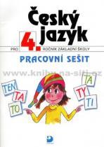 Český jazyk 4 pro základní školy - Pracovní sešit