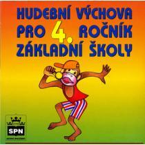 Hudební výchova pro 4. ročník základní školy - CD Lišková