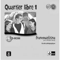 Quartier libre 1 - Metodická příručka - CD