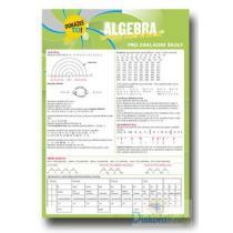 Algebra pod lavicí pro základní školy - Dokážeš to!