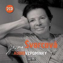 Audiovzpomínky - Jiřina Švorcová 2 CD