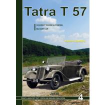 Tatra 57 - Vojenský osobní automobil