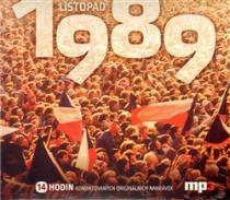 Listopad 1989 CD