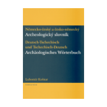 Německo-český a česko-německý archeologický slovník Košnar