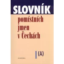 Slovník pomístních jmen v Čechách V.