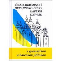 Ukrajinsko - český a česko - ukrajinský slovník