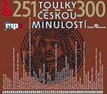 Toulky českou minulostí 251-300 - 2CD