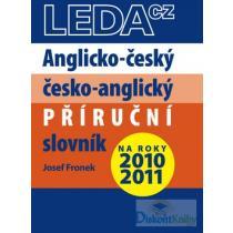 Josef Fronek: Anglicko-český česko-anglický slovník
