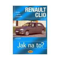 Renault Clio 1/91 - 8/98 - Jak na to?