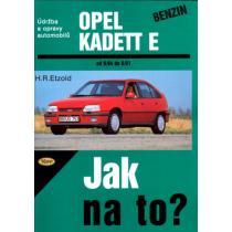 Opel Kadett E benzin - Jak na to? 7