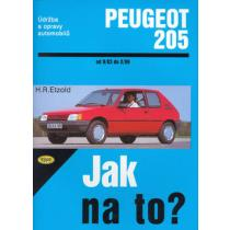 Peugeot 205 - Jak na to?