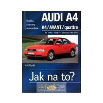 AUDI A4/AVANT 11/94 - 9/01 - Jak na to? 96. Etzold Hans-Rudiger