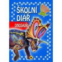 Školní diář - Dinosauři