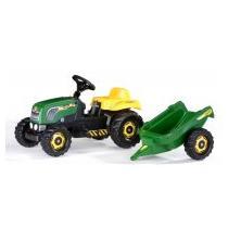 Rolly Toys Rolly Kid Šlapací traktor