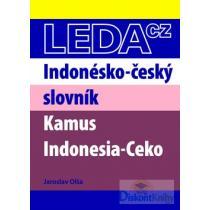 Indonésko-český slovník