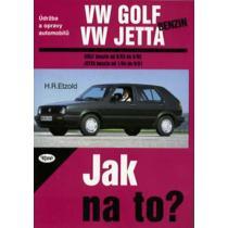 VW Golf II/VW Jetta/benzin - Jak na to?