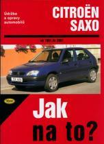 Citroën Saxo - Jak na to?